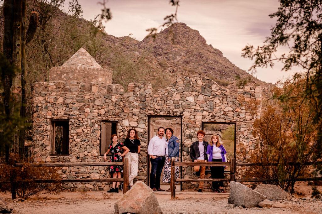 family, phoenix, photographer, photography, location, photo, photos, scorpion gulch, south mountain, sunset